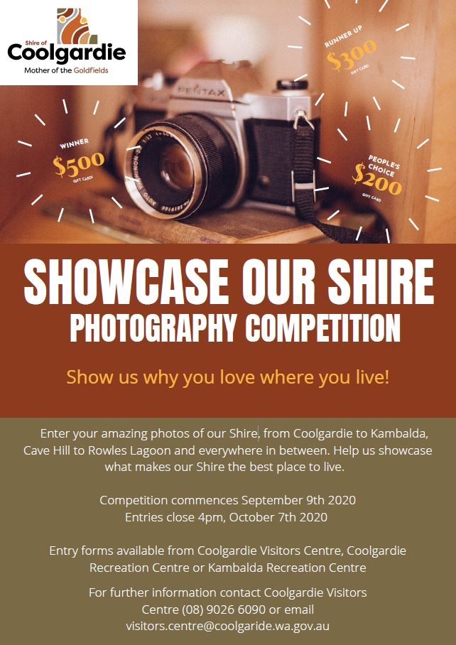 Showcase Our Shire Photography Competition