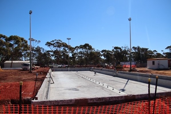 Kambalda Aquatic Facility - Kambalda Pool - July 2019