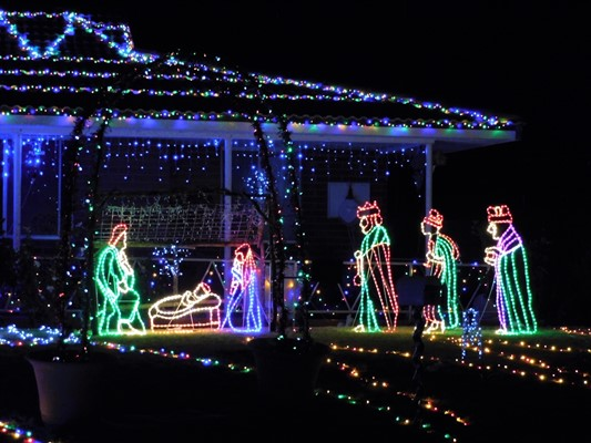 Shire of Coolgardie Christmas - WInners House 01
