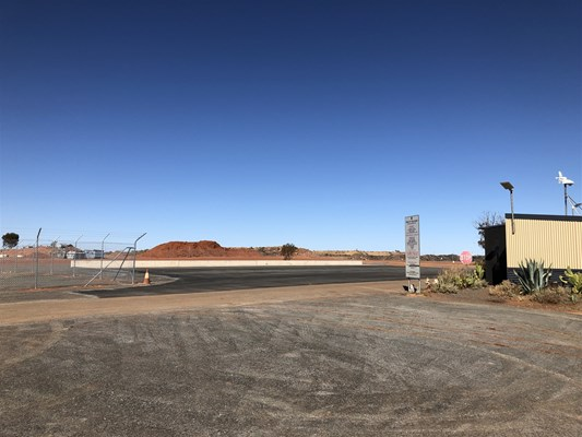 View Kambalda Waste Transfer Station