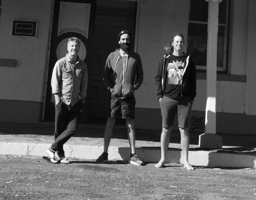Barefoot Bands in Coolgardie Music Week