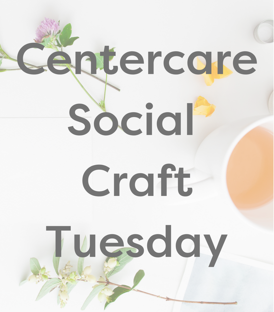 Centrecare Social Craft