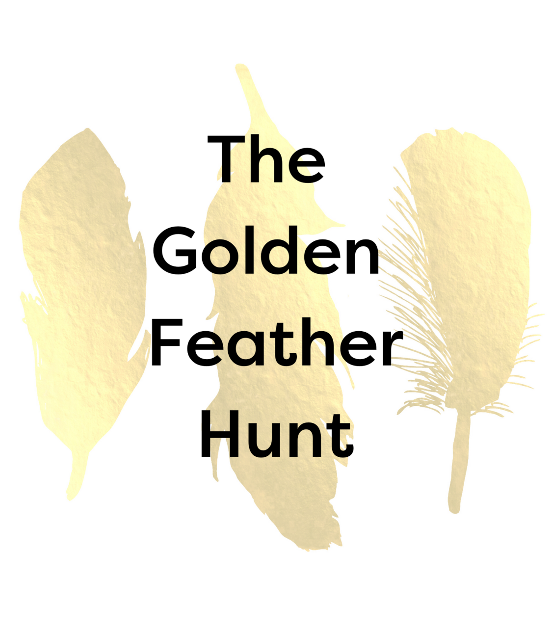 Golden Feather Hunt in your local Library