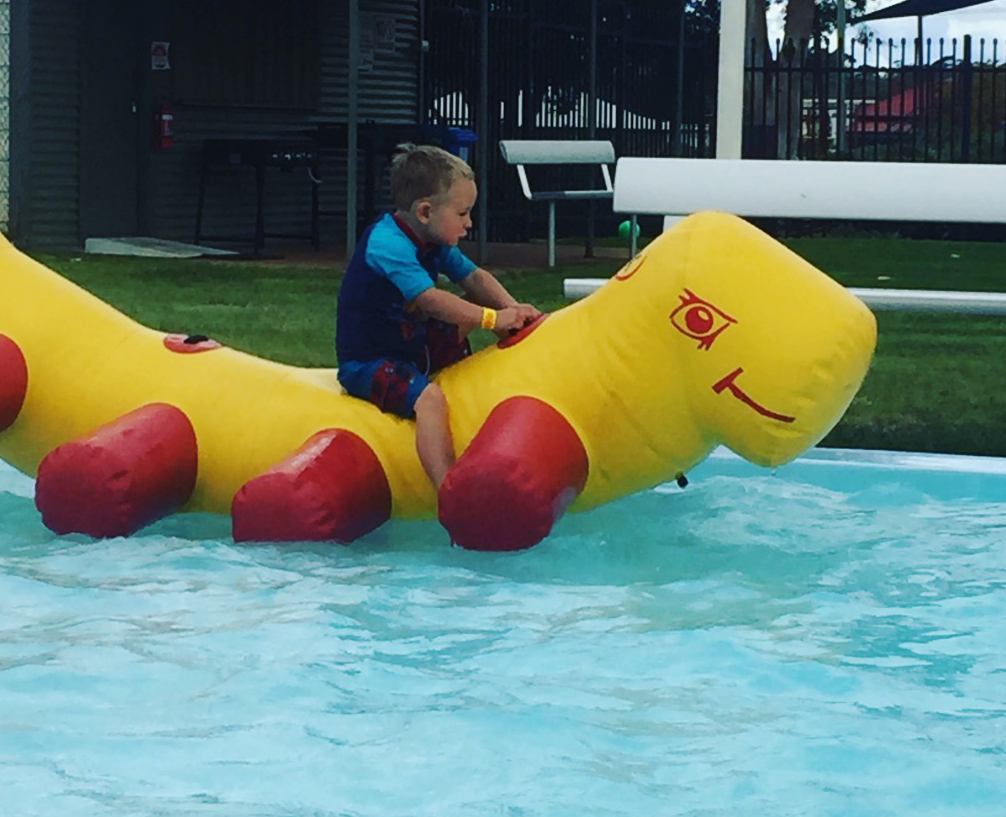 Coolgardie Pool - School Holiday Activities