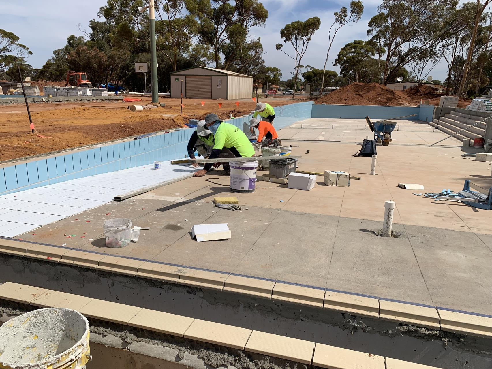 Kambalda Aquatic Facility Update – Stage 2 Works Approved by Council