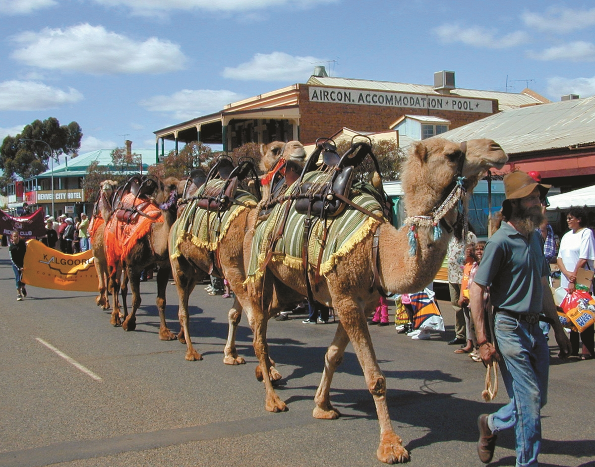 Image: Coolgardie Day Parade
