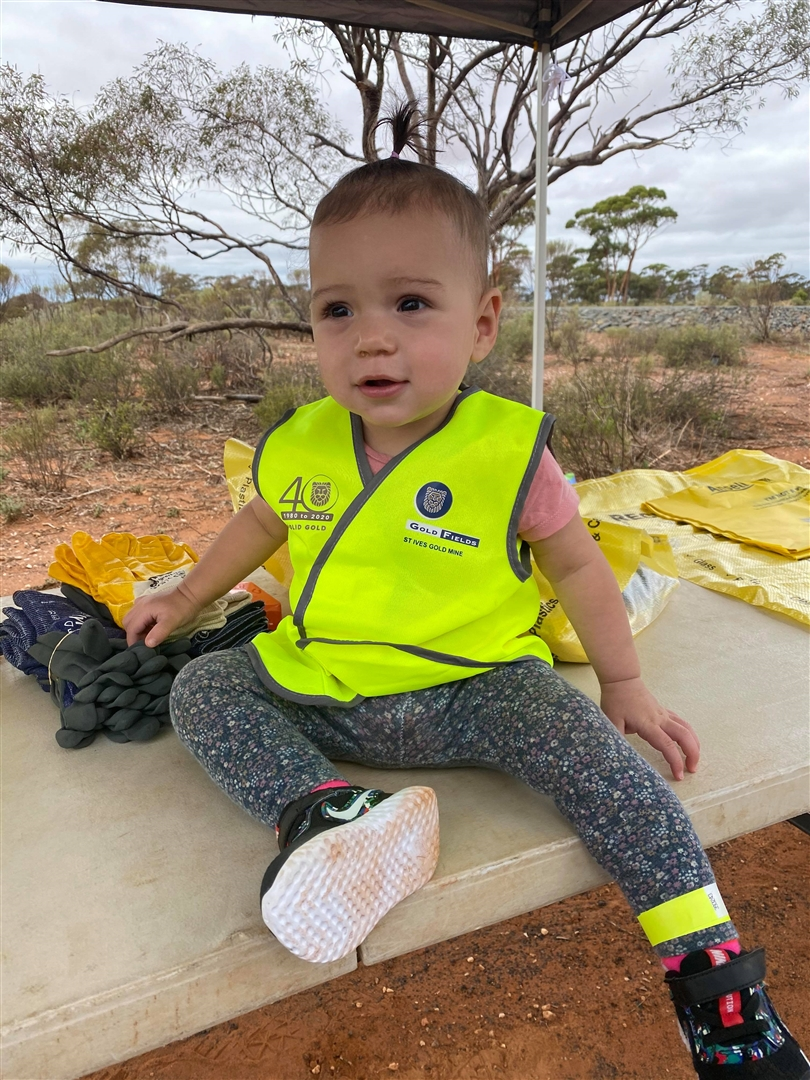 Shire of Coolgardie Clean Up Australia Day 2021
