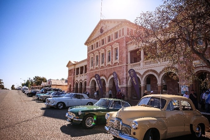 Back to the Goldfields Rally